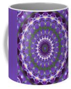Iris Kaleidoscope  Coffee Mug