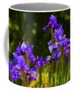 Iris Radiance Coffee Mug