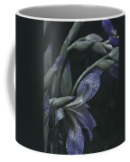Iris Rain Coffee Mug