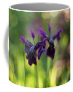 Irises Depth Coffee Mug