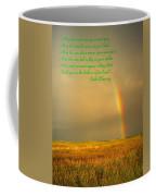 Irish Blessing Rain On The Prairie Coffee Mug