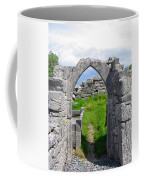 Irish Church Ruins Coffee Mug