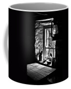 Irish Cottage Window Coffee Mug