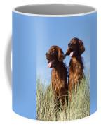 Irish Red Setter Dog Coffee Mug