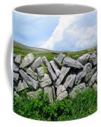 Irish Stone Wall Coffee Mug