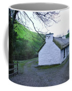 Irish Thatched Roof Cottage Coffee Mug