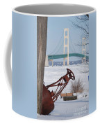 Iron Buoy And Mighty Mac Coffee Mug