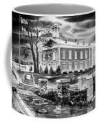 Iron County Courthouse IIi - Bw Coffee Mug