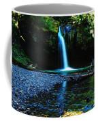 Iron Creek Falls Coffee Mug