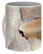 Iron Curtain Cracking Coffee Mug