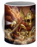 Iron Dragon Coffee Mug