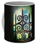 Iron Gate Detail Coffee Mug