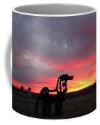 Iron Horse Waiting Coffee Mug
