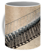 Iron Stairs Shadow Coffee Mug