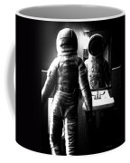 The Astronaut And The Bathroom Coffee Mug