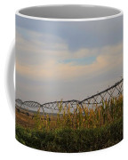 Irrigation On The Farm Coffee Mug by Dan Sproul