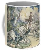 Irving: Sleepy Hollow, 1849 Coffee Mug