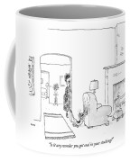 Is It Any Wonder You Got Coal In Your Stocking? Coffee Mug