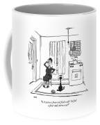 Is It Starve A Fever And Feed A Cat?  Or Feed Coffee Mug