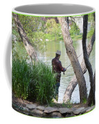 Is The Fisherman Real? Coffee Mug
