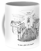 Is There A Pilot In The House? Coffee Mug