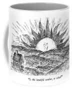 Is This Beautiful Weather Coffee Mug