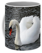 Isar Swan Coffee Mug