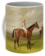 Isinglass Winner Of The 1893 Derby Coffee Mug by Emil Adam