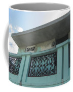 Island Balcony Close Up Coffee Mug