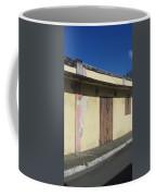 Island Decay Building Coffee Mug