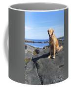 Island Dog Coffee Mug
