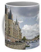 Island In The Seine Coffee Mug
