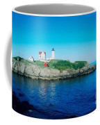 Island Lighthouse Coffee Mug