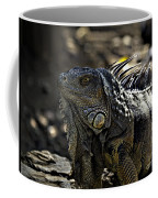 Island Lizards Two Coffee Mug