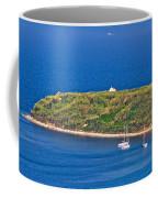 Island Of Susak Cape Church Coffee Mug