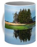 Island Reflection Coffee Mug