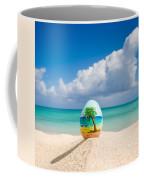 Island Style Easter Egg Coffee Mug
