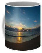 Coastal Beach Sunrise Coffee Mug