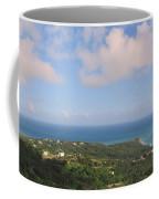Island View From High Coffee Mug