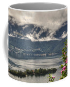 Islands And Flowers Coffee Mug