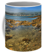 Isle Au Haut Beach Coffee Mug