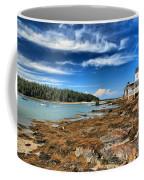 Isle Au Haut House Coffee Mug