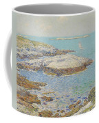 Isles Of Shoals Coffee Mug by Childe Hassam