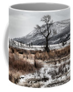 Isolation In Yellowstone Coffee Mug