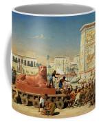 Israel In Egypt, 1867 Coffee Mug