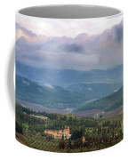 Israel Latron Monastery And Winery Coffee Mug