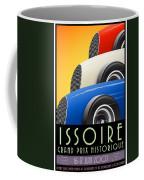 Issoire France Grand Prix Historique Coffee Mug