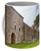 Istanbul City Wall 04 Coffee Mug