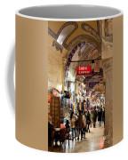 Istanbul Grand Bazaar 09 Coffee Mug