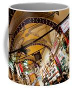 Istanbul Grand Bazaar 11 Coffee Mug